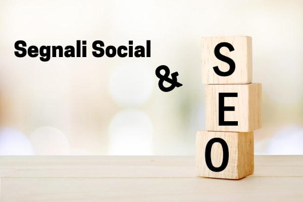 Segnali Social e SEO
